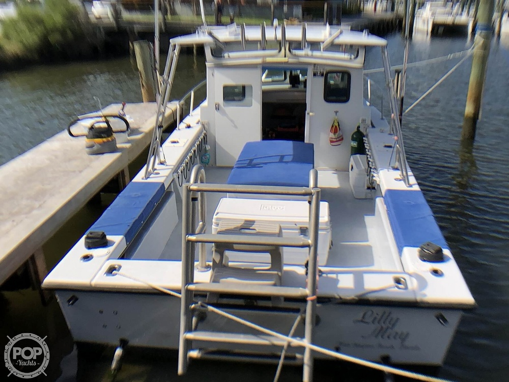 1990 C-Hawk boat for sale, model of the boat is 25 & Image # 3 of 40