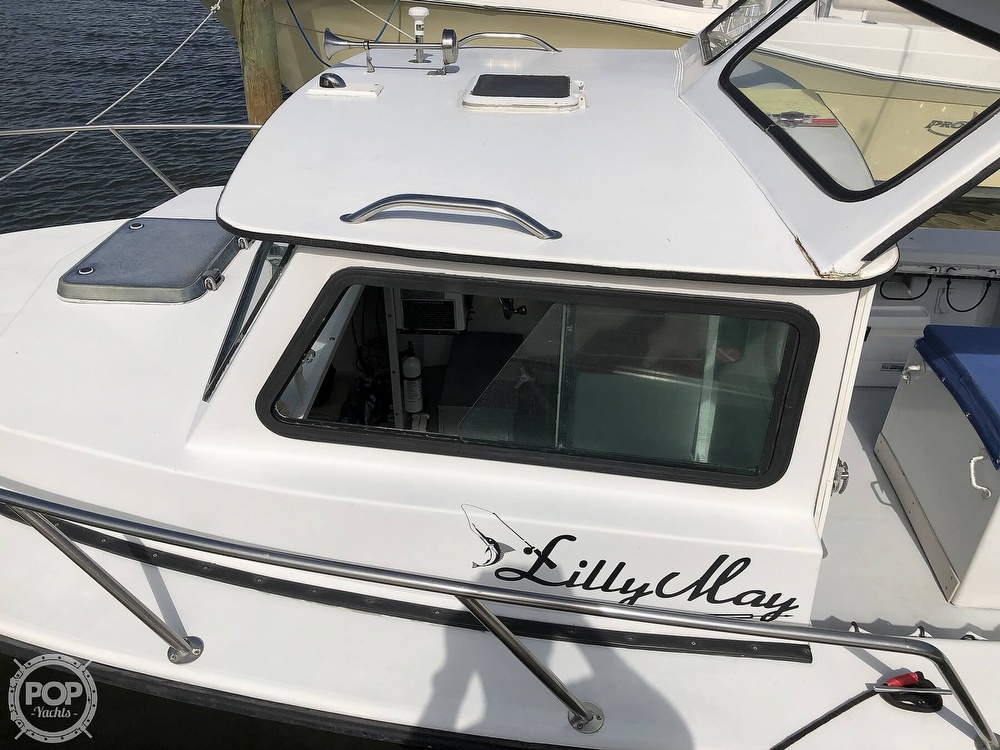 1990 C-Hawk boat for sale, model of the boat is 25 & Image # 10 of 40