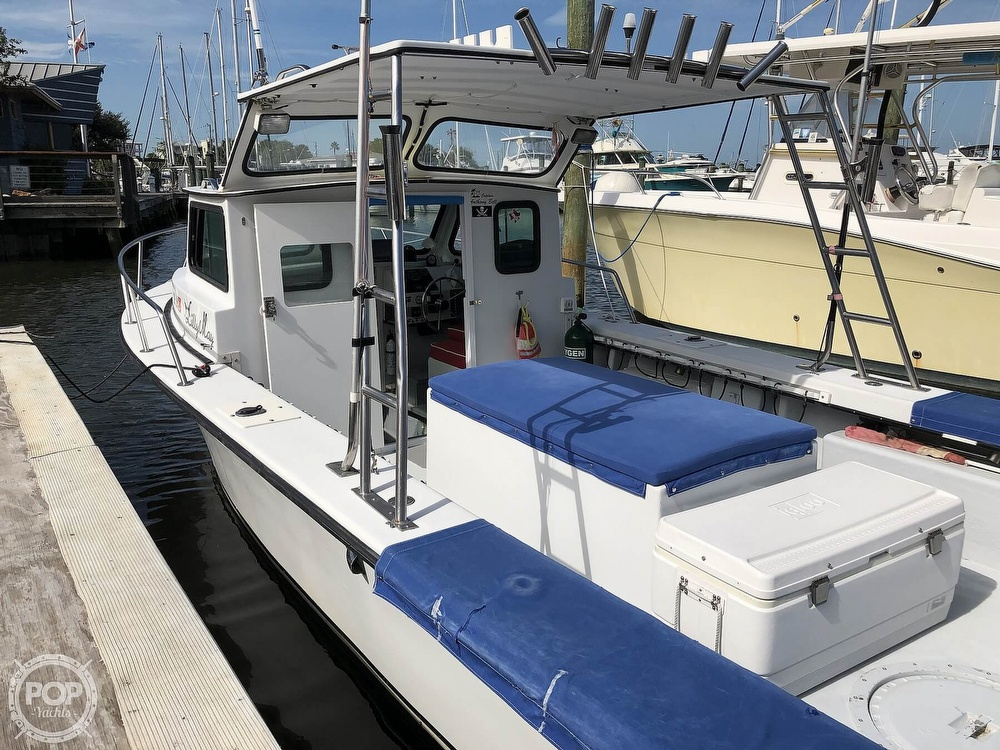 1990 C-Hawk boat for sale, model of the boat is 25 & Image # 5 of 40