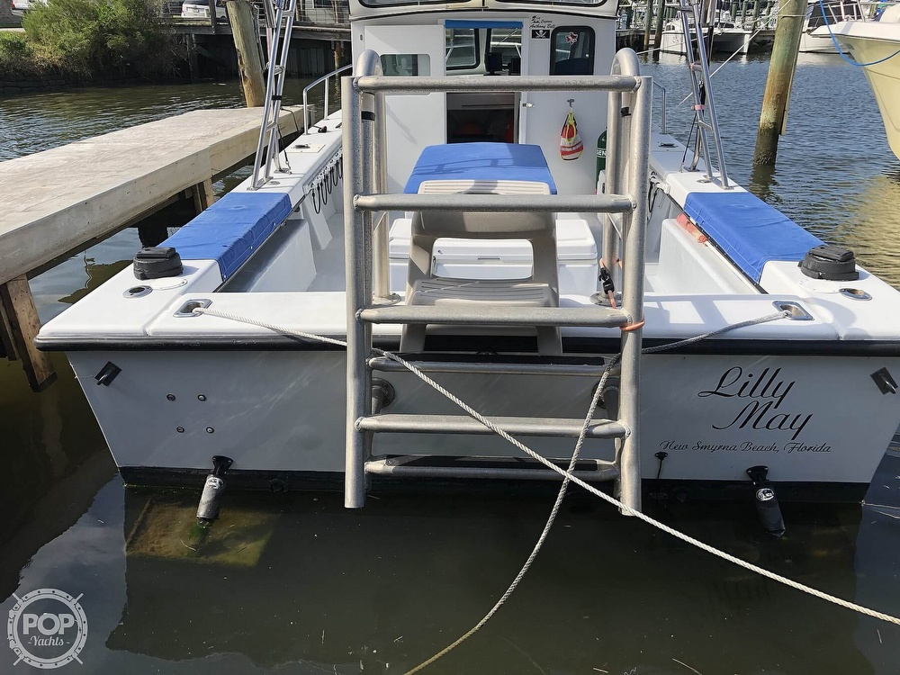 1990 C-Hawk boat for sale, model of the boat is 25 & Image # 19 of 40