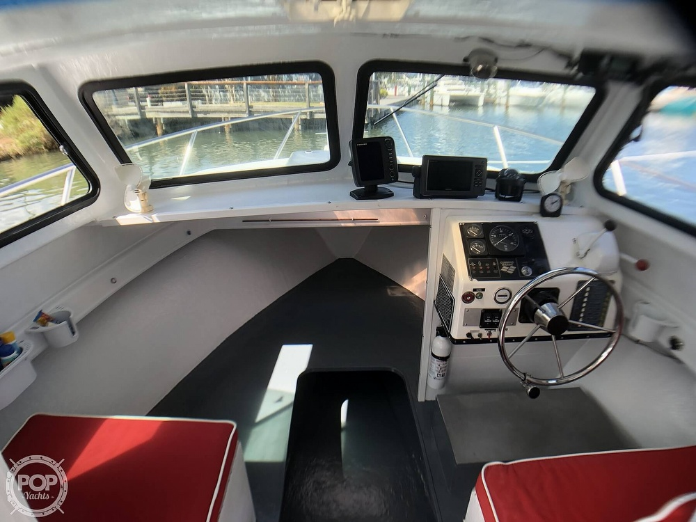 1990 C-Hawk boat for sale, model of the boat is 25 & Image # 38 of 40