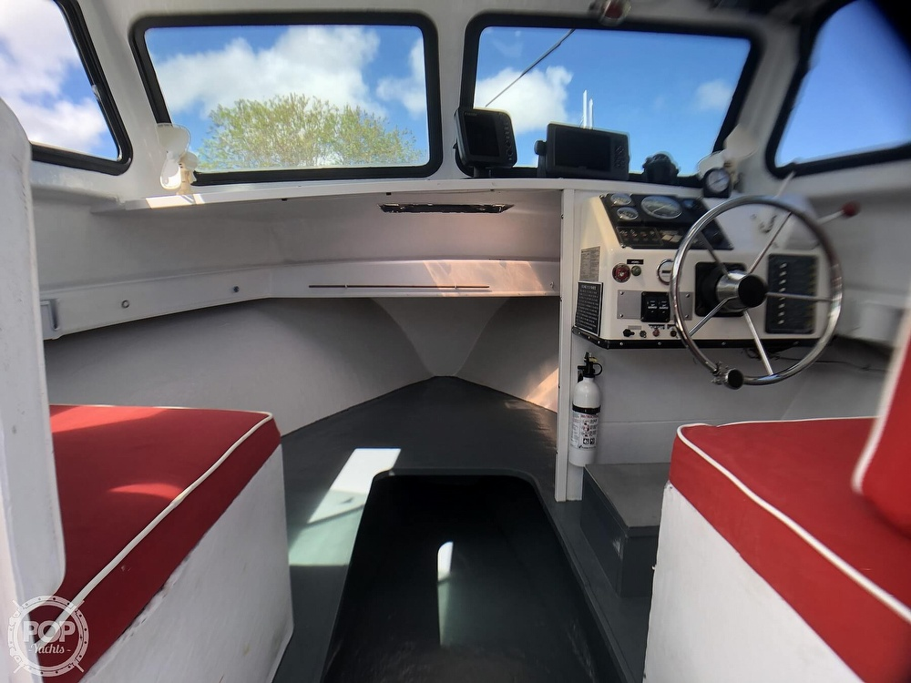 1990 C-Hawk boat for sale, model of the boat is 25 & Image # 40 of 40