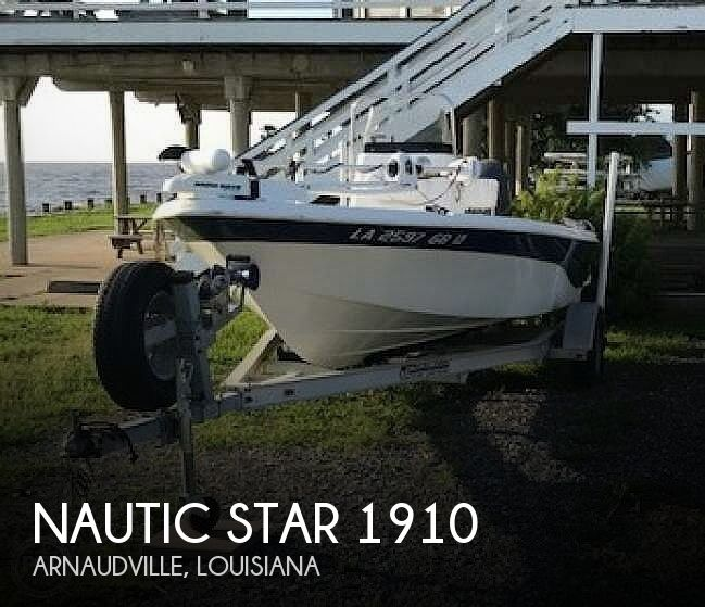 Used Nautic Star 19 Boats For Sale by owner | 2013 Nautic Star 1910