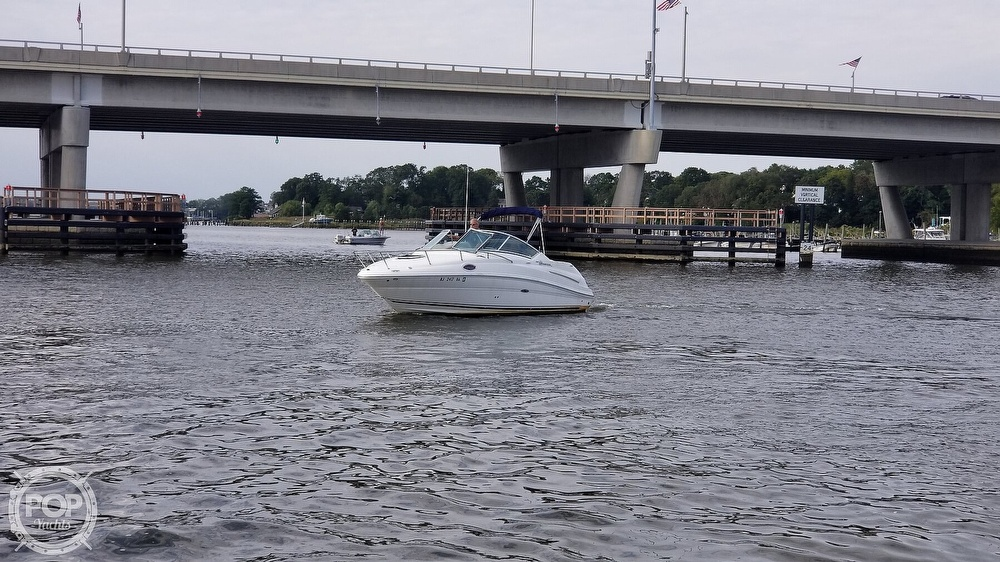 2007 Sea Ray boat for sale, model of the boat is 240 Sundancer & Image # 33 of 40