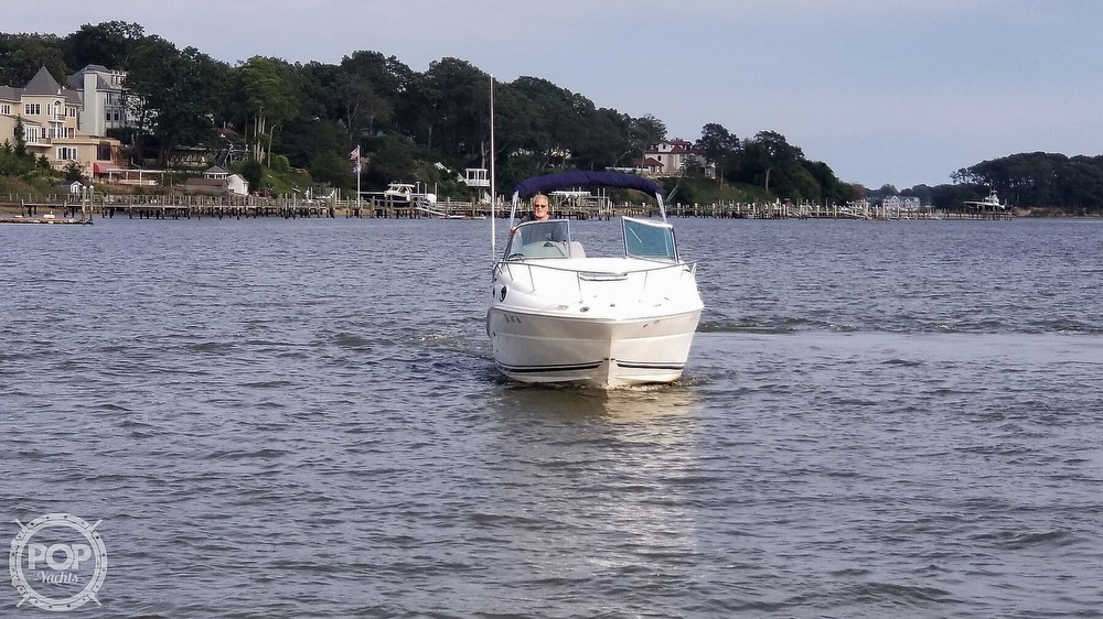 2007 Sea Ray boat for sale, model of the boat is 240 Sundancer & Image # 37 of 40