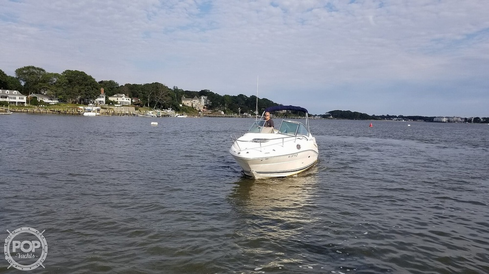 2007 Sea Ray boat for sale, model of the boat is 240 Sundancer & Image # 39 of 40