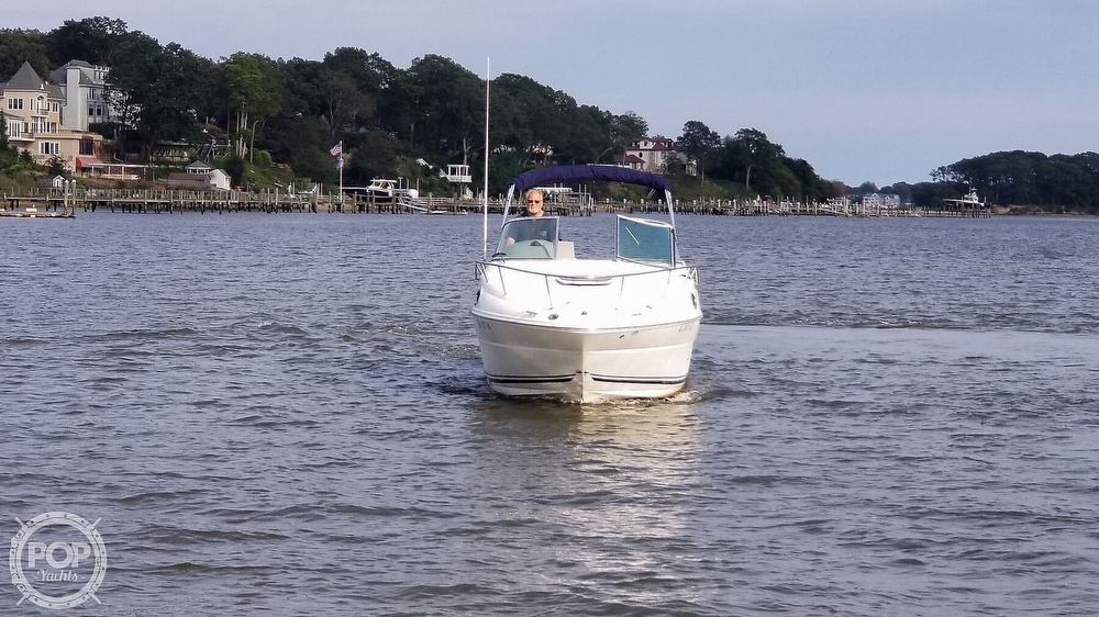 2007 Sea Ray boat for sale, model of the boat is 240 Sundancer & Image # 38 of 40