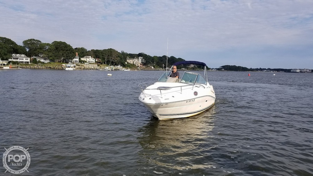 2007 Sea Ray boat for sale, model of the boat is 240 Sundancer & Image # 40 of 40