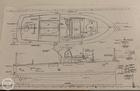 1984 Uniflite 36' Navy PTL