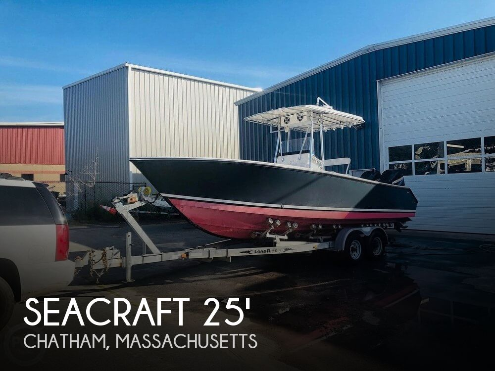 Used SEACRAFT Boats For Sale by owner | 2003 SeaCraft 25