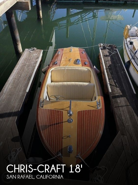 Used Riviera Boats For Sale by owner | 1950 Riviera 18