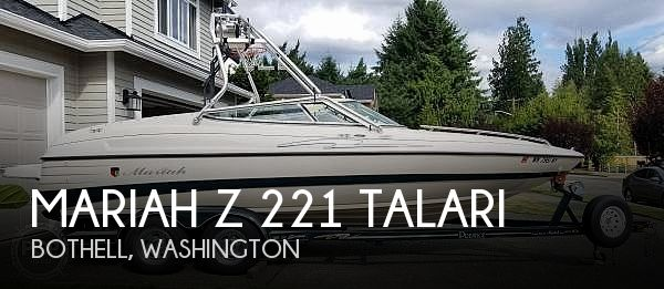Used Mariah Boats For Sale by owner | 1998 Mariah 22