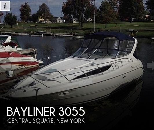 Used Bayliner Boats For Sale in Syracuse, New York by owner | 2000 Bayliner 3055