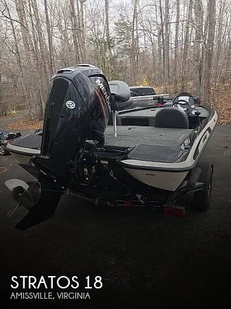 Used Stratos Boats For Sale by owner | 2015 Stratos 18
