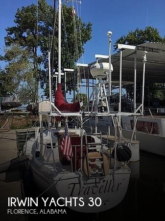 Used Irwin Boats For Sale by owner | 1980 Irwin Yachts Citation 30
