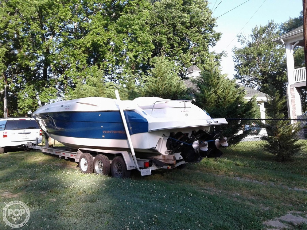 2007 Monterey boat for sale, model of the boat is 298 SS & Image # 18 of 41