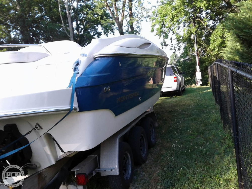 2007 Monterey boat for sale, model of the boat is 298 SS & Image # 19 of 41