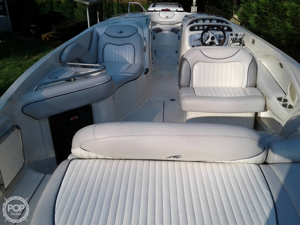 2007 Monterey boat for sale, model of the boat is 298 SS & Image # 27 of 41