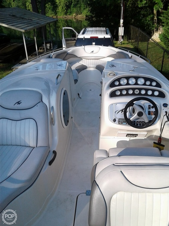 2007 Monterey boat for sale, model of the boat is 298 SS & Image # 25 of 41