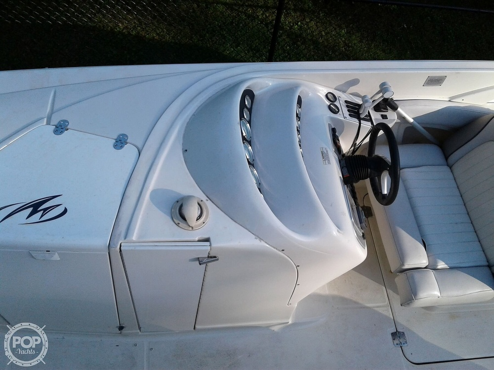 2007 Monterey boat for sale, model of the boat is 298 SS & Image # 32 of 41