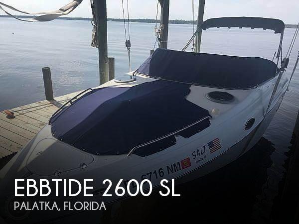 Used Ebbtide Boats For Sale by owner | 2008 Ebbtide 2700