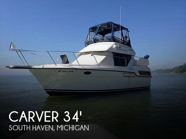 Used Carver 30 Boats For Sale by owner | 1994 Carver 300 Aft Cabin