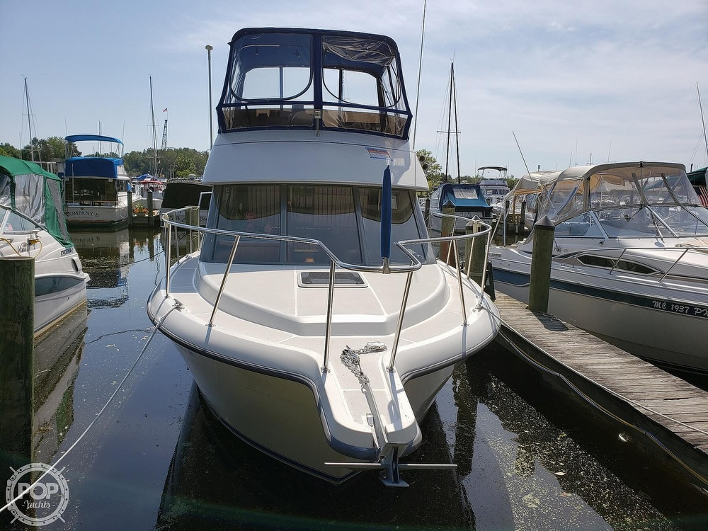 1994 Carver boat for sale, model of the boat is 300 Aft Cabin & Image # 5 of 40