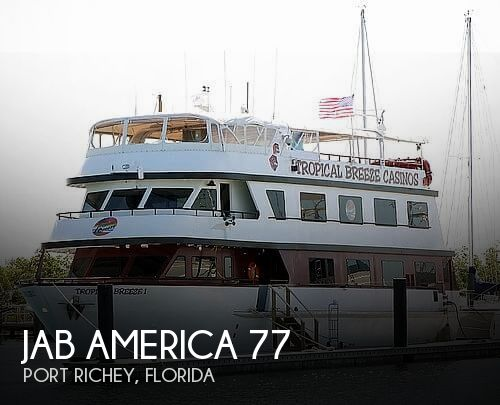 Used Boats For Sale in Tampa, Florida by owner | 1991 JAB America 77