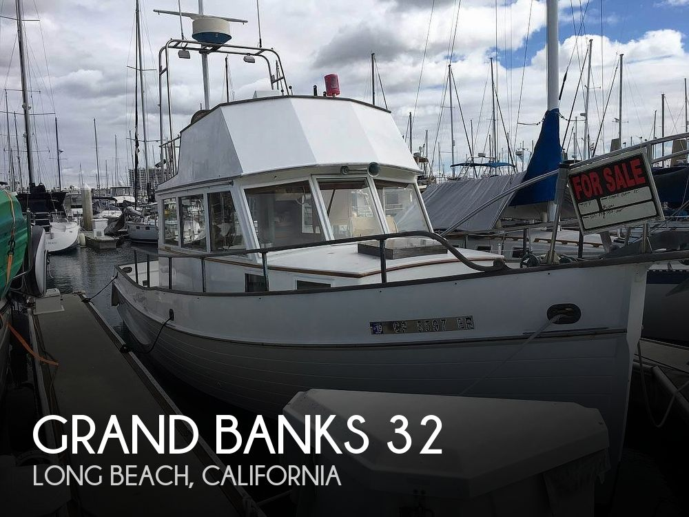 Used GRAND BANKS Boats For Sale by owner | 1971 Grand Banks 32