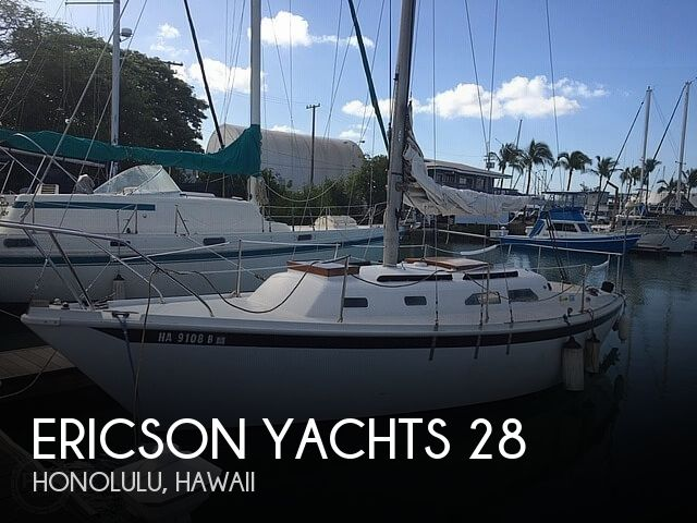 Used Ericson Boats For Sale by owner | 1971 Ericson Yachts 28