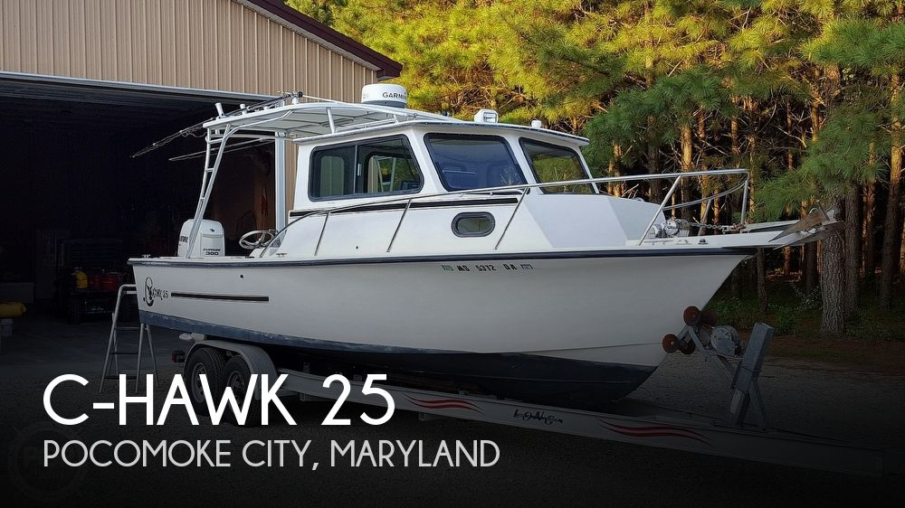 Used C-Hawk Boats For Sale by owner | 2006 C-Hawk 25