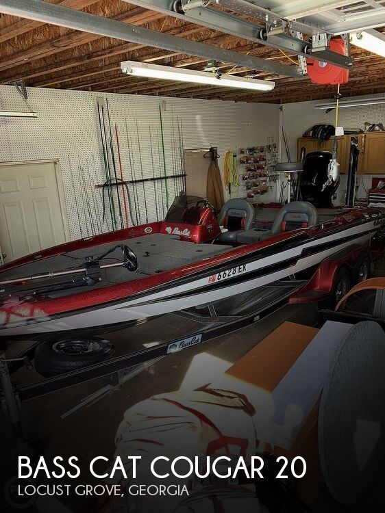 Used Bass Cat Boats For Sale by owner | 2003 Bass Cat 20