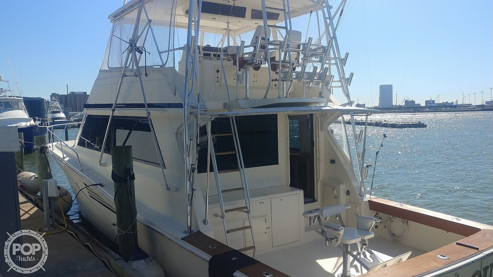 1990 Viking boat for sale, model of the boat is 53 Convertible Sport Fisherman & Image # 2 of 40