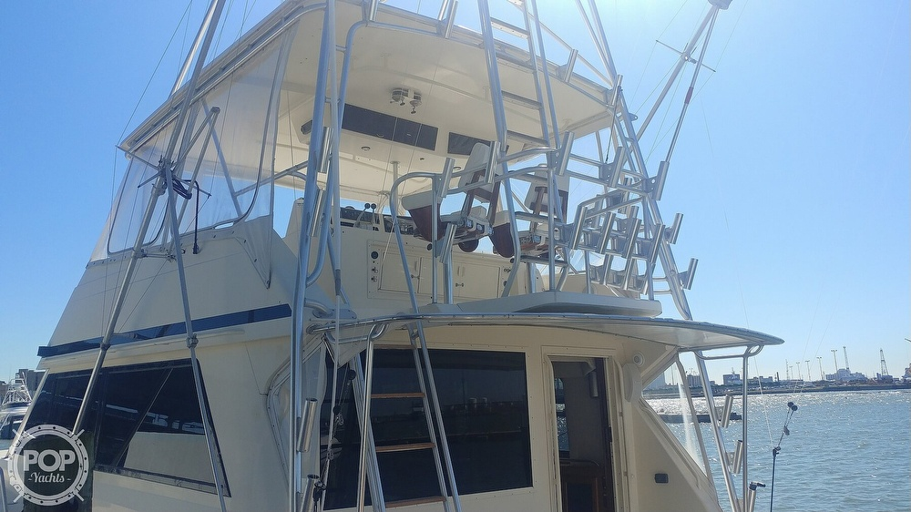 1990 Viking boat for sale, model of the boat is 53 Convertible Sport Fisherman & Image # 9 of 40