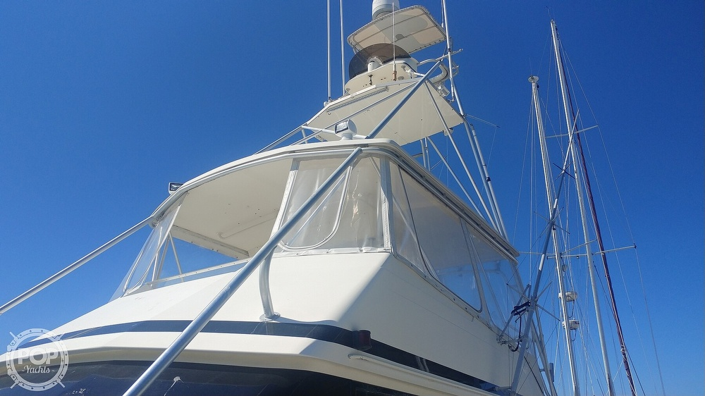 1990 Viking boat for sale, model of the boat is 53 Convertible Sport Fisherman & Image # 11 of 40