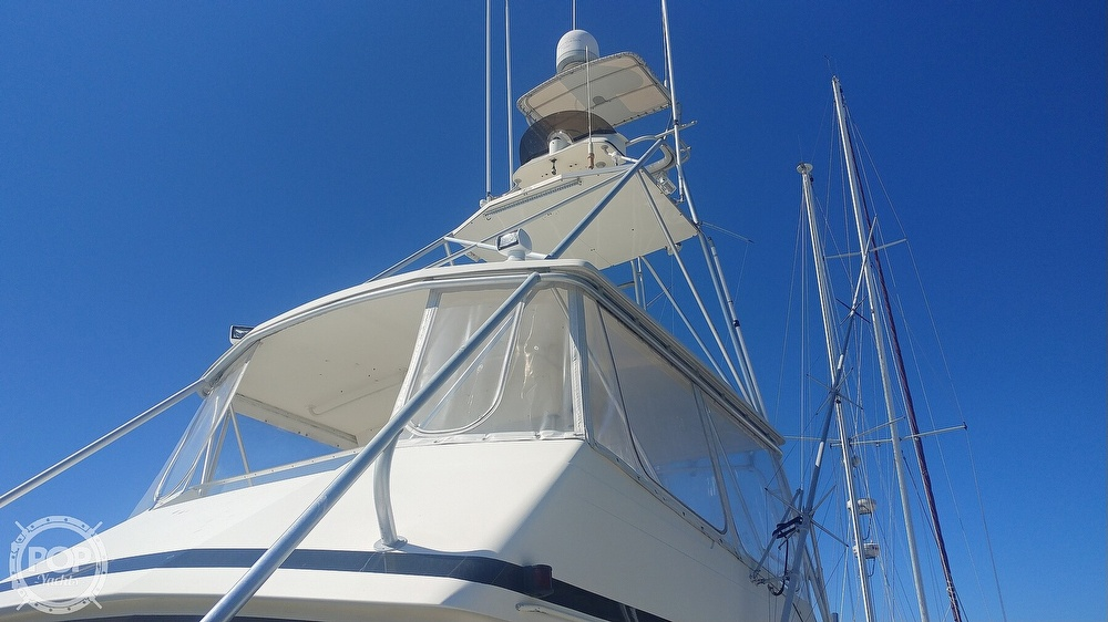 1990 Viking boat for sale, model of the boat is 53 Convertible Sport Fisherman & Image # 19 of 40