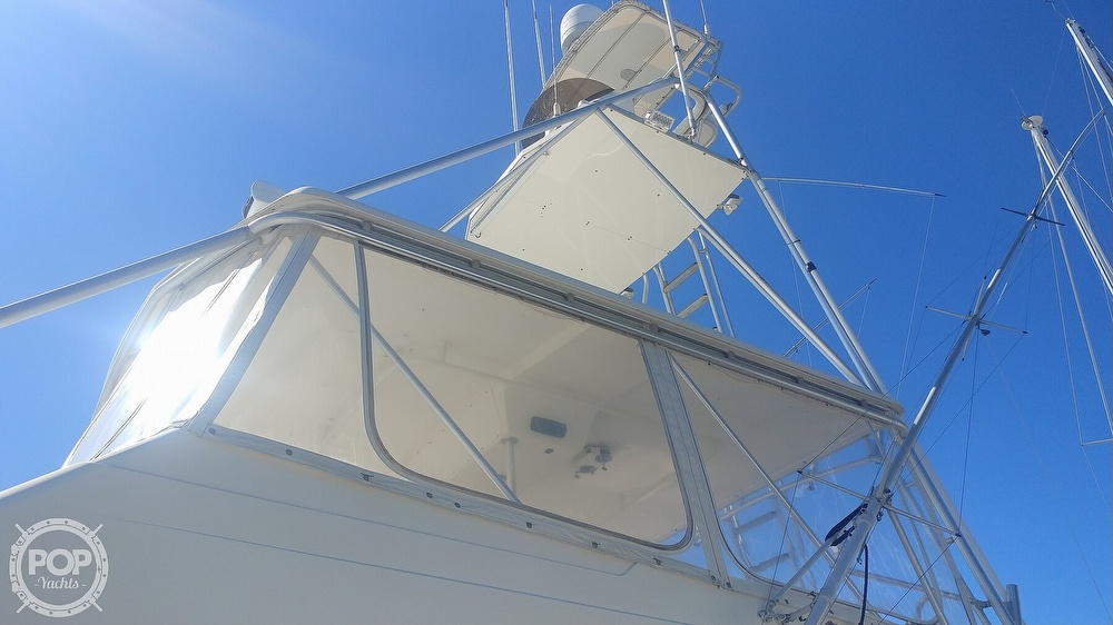 1990 Viking boat for sale, model of the boat is 53 Convertible Sport Fisherman & Image # 20 of 40