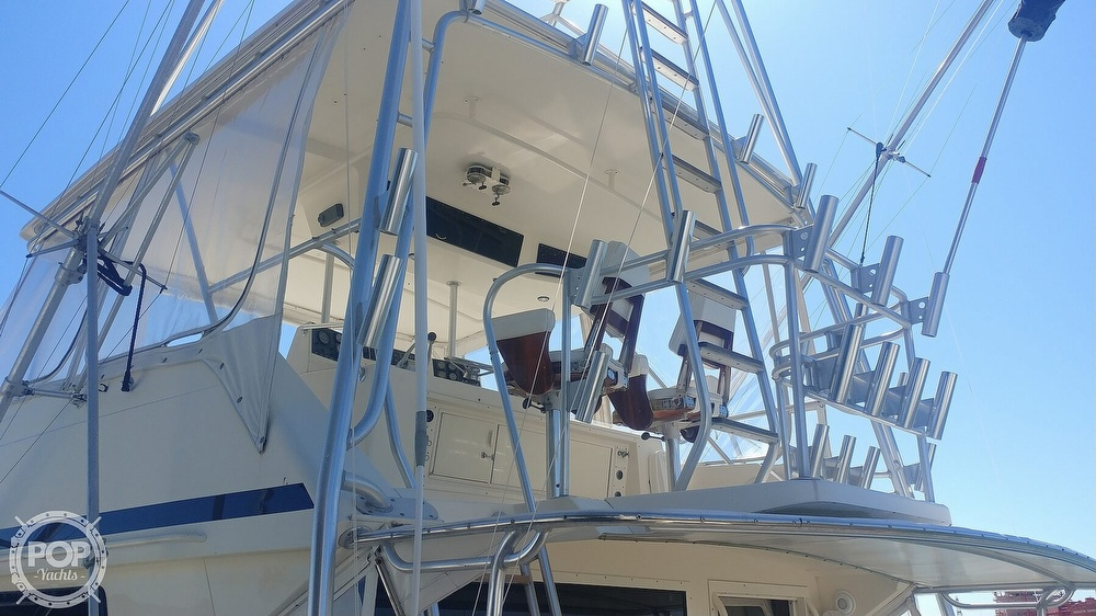 1990 Viking boat for sale, model of the boat is 53 Convertible Sport Fisherman & Image # 21 of 40