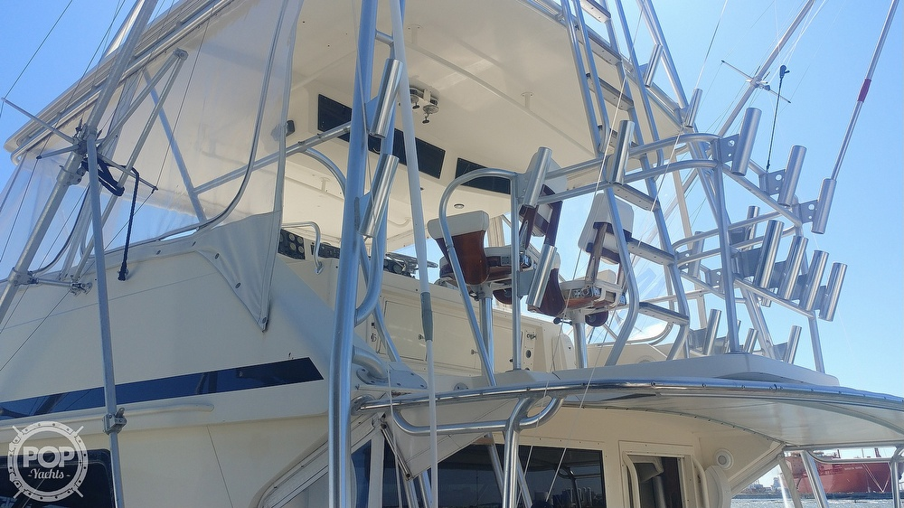 1990 Viking boat for sale, model of the boat is 53 Convertible Sport Fisherman & Image # 13 of 40