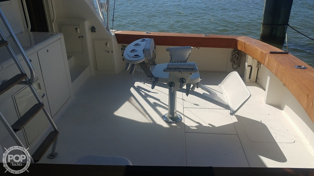 1990 Viking boat for sale, model of the boat is 53 Convertible Sport Fisherman & Image # 23 of 40