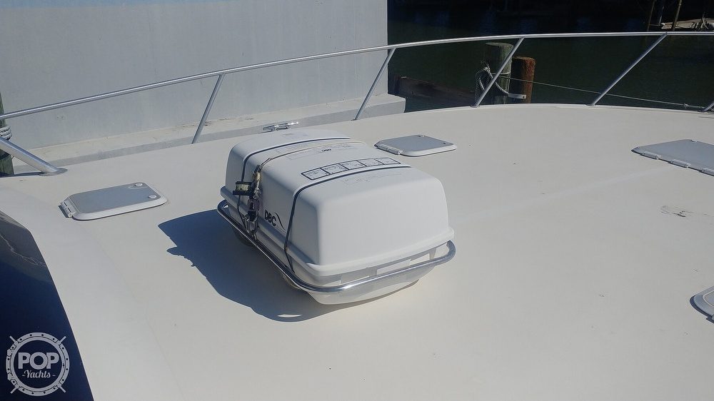 1990 Viking boat for sale, model of the boat is 53 Convertible Sport Fisherman & Image # 24 of 40