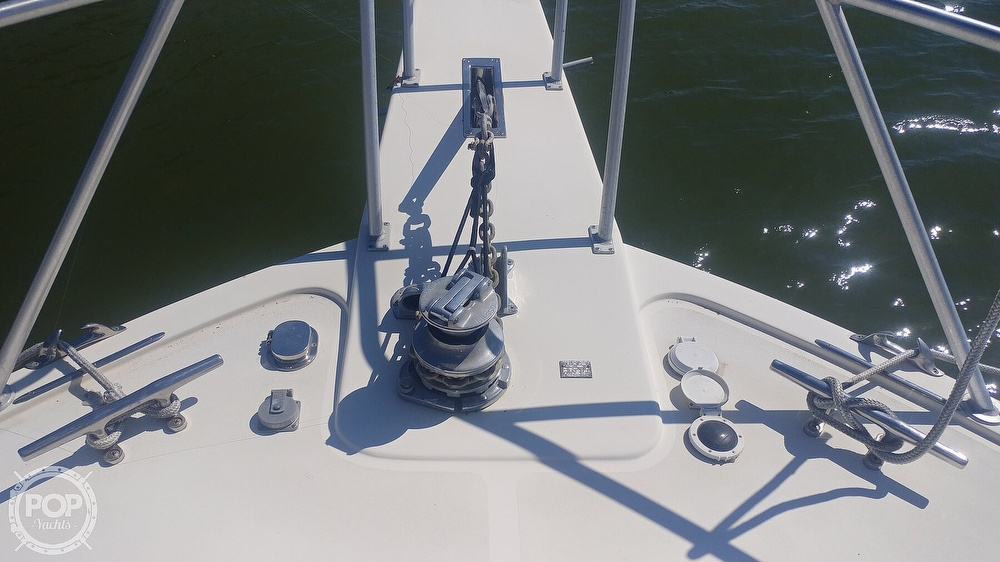 1990 Viking boat for sale, model of the boat is 53 Convertible Sport Fisherman & Image # 26 of 40