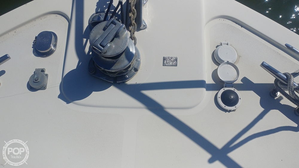 1990 Viking boat for sale, model of the boat is 53 Convertible Sport Fisherman & Image # 27 of 40