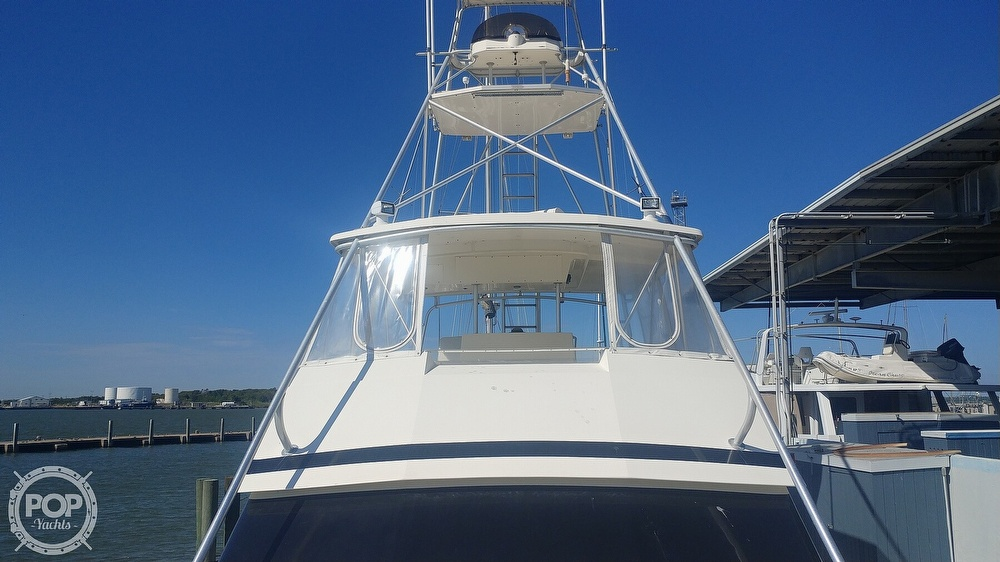 1990 Viking boat for sale, model of the boat is 53 Convertible Sport Fisherman & Image # 29 of 40