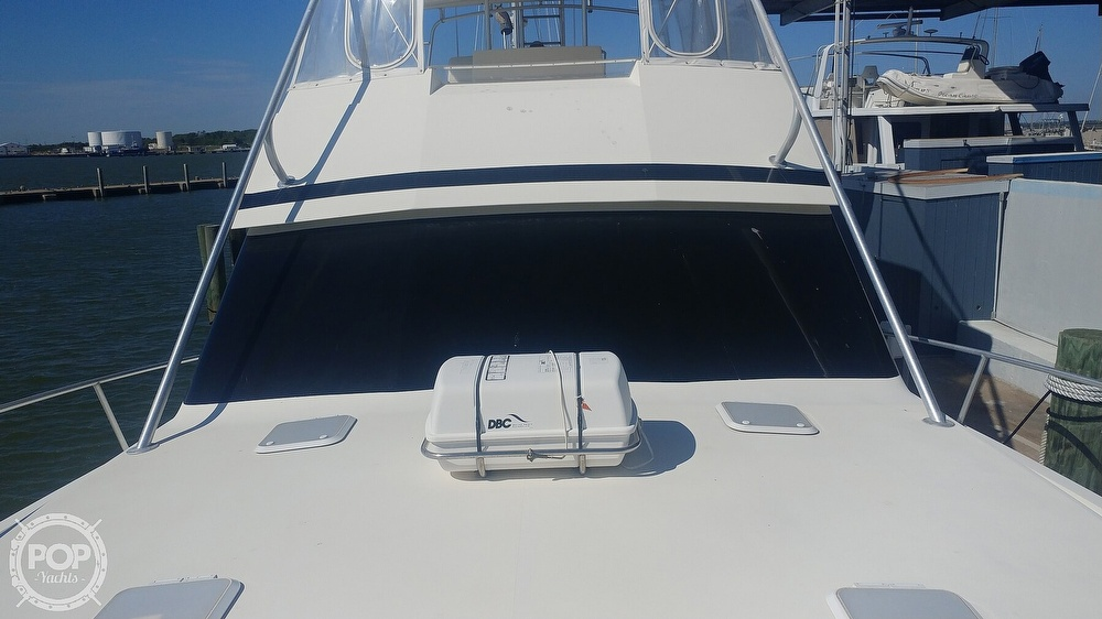 1990 Viking boat for sale, model of the boat is 53 Convertible Sport Fisherman & Image # 30 of 40