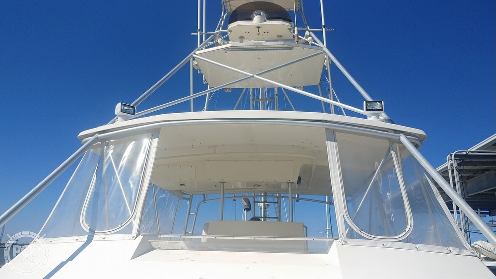 1990 Viking boat for sale, model of the boat is 53 Convertible Sport Fisherman & Image # 33 of 40