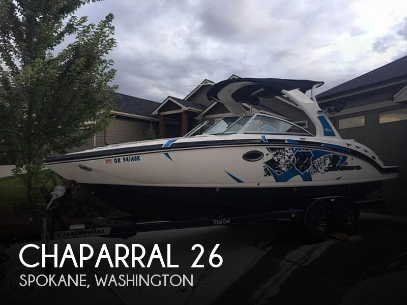 Used Boats For Sale in Spokane, Washington by owner | 2013 Chaparral 26