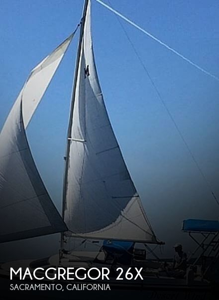 Used MacGregor Sailboats For Sale by owner | 1996 MacGregor 26