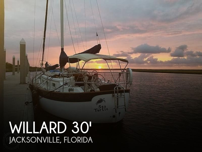 Used Willard Boats For Sale by owner | 1976 Willard World Cruiser 30'