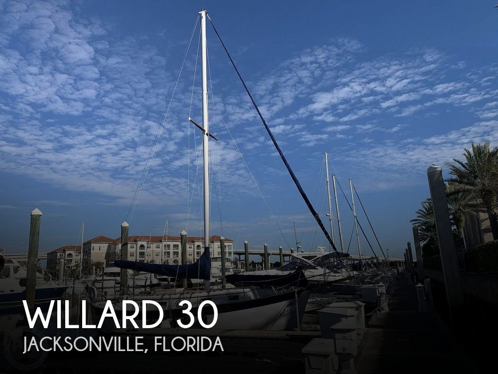 1976 Willard boat for sale, model of the boat is World Cruiser 30/8T & Image # 1 of 40